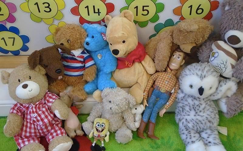 Teddy Bears' picnics at Prospect Park