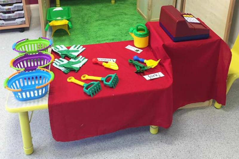 Play or Work Area