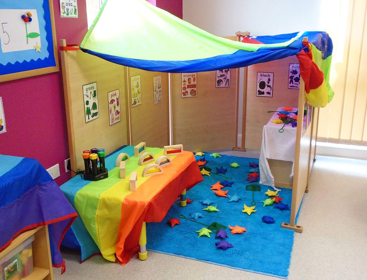 Parkside Preschool First Birthday